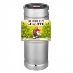 Houblon Chouffe IPA Barril...